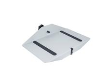 ErgoFount KFT 02AS - Полка для системного блока на стойки серии KFTxx, макс. нагрузка 20 кг, серебристая
