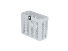 ErgoFount KFT 03AS - Контейнер для хранения на стойки серии KFTxx, макс. нагрузка 20 кг, серебристая
