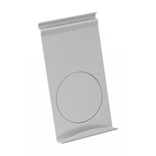 Kondator 436-C160A - Держатель для мобильного телефона серии Conceptum, серебристый