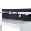 Kondator 436-MX155 - Профиль Conceptum М-Profile, 1550 мм, серебристый