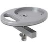 Kondator 438-502A - Монтажный комплект для профиля Conceptum F-Profile, струбцина, серебристый
