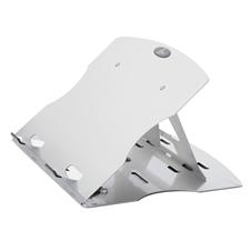Kondator 426-5710 - Подставка для ноутбука с регулировкой вращения, серебристая