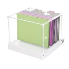 Kondator 435-4495 - Картотека для подвесных файловых папок Mappi, белая