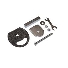 Kondator 438-902A - Комплект для монтажа 438-911N, серебристый