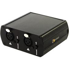 Audac ALI25 - Двухканальная гальваническая развязка балансных аудиосигналов