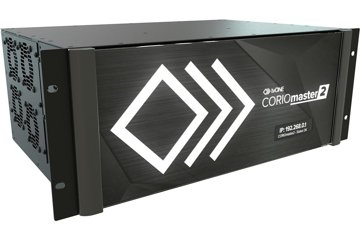 tvONE CM2-547 - Шасси системы CORIO®master2, 10 слотов ввода, 7 слотов вывода