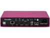 tvONE MG-KVM-831 - Передатчик сигналов KVM (DP 1.2), USB, RS-232, Ethernet и двунаправленного аудио по IP