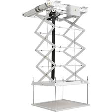 Vogels PPL 1180 - Лифт для проектора массой до 30 кг с выдвижением на 1570 мм, белый