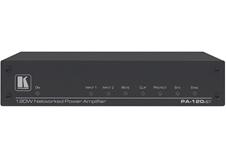 Kramer PA-120Net - Усилитель мощности с DSP-процессором, 120 Вт – 70/100 В, 2 х 60 Вт – 4/8 Ом