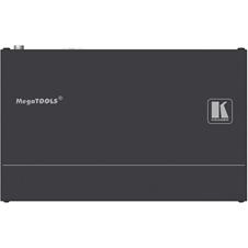 Kramer FC-28 - Преобразователь RS-232 (RS-485) + ИК + Реле – Ethernet, 2 порта RS-232, 4 ИК, 2 реле, web-интерфейс