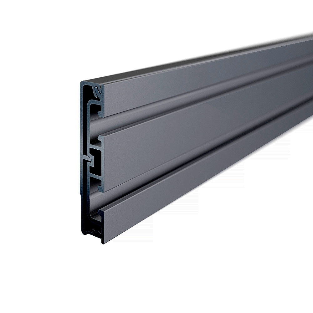 Kondator 436-MX155B - Профиль Conceptum М-Profile 1550 мм, черный