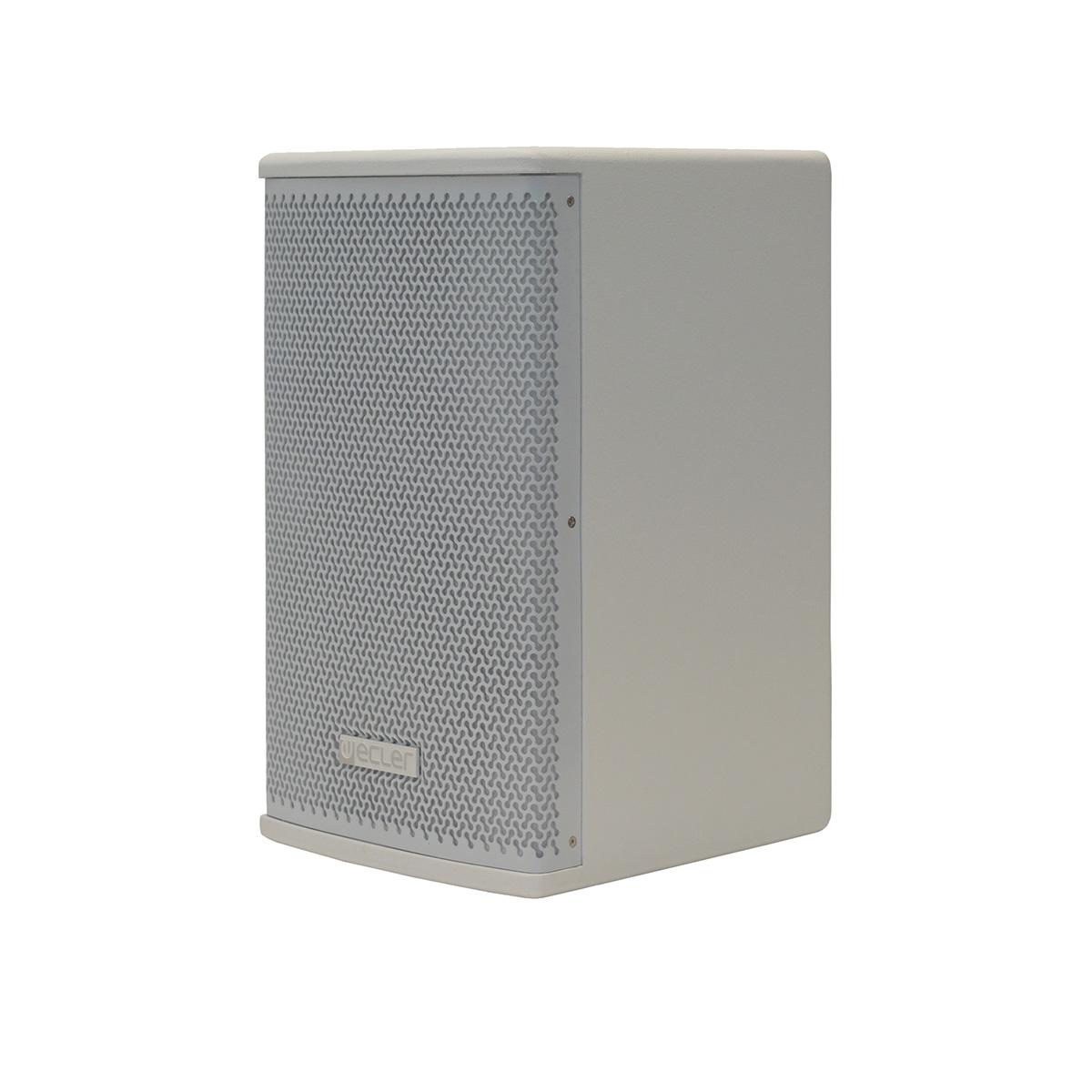 Ecler ARQIS 106WH - Двухполосная настенная акустическая система 6.5'', 120–240 Вт/8 Ом