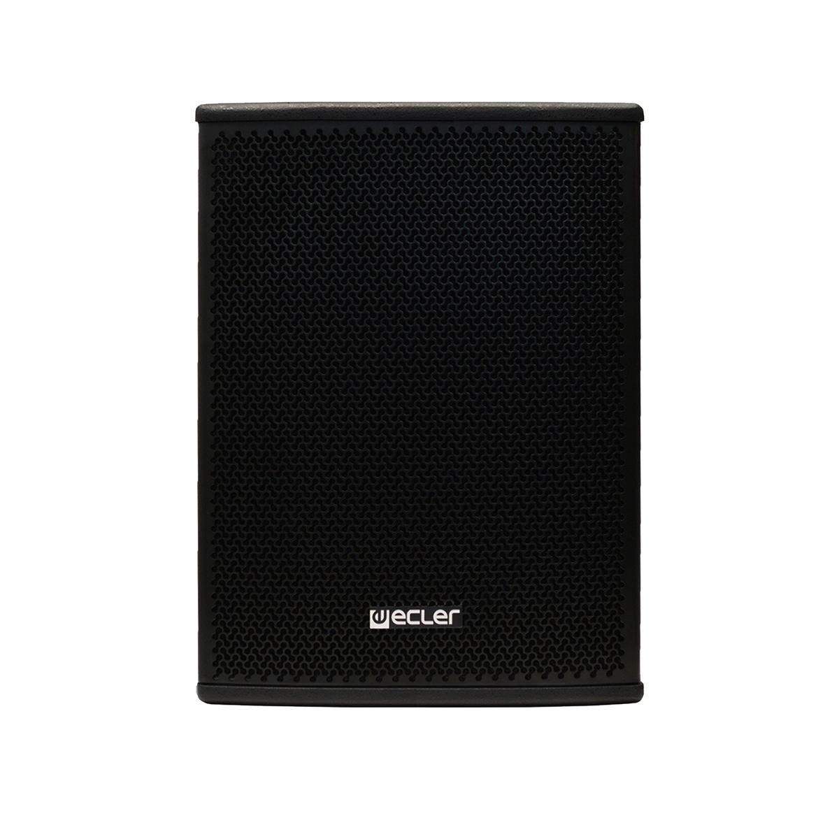 Ecler ARQIS 110BK - Двухполосная настенная акустическая система 10'', 220–440 Вт/8 Ом
