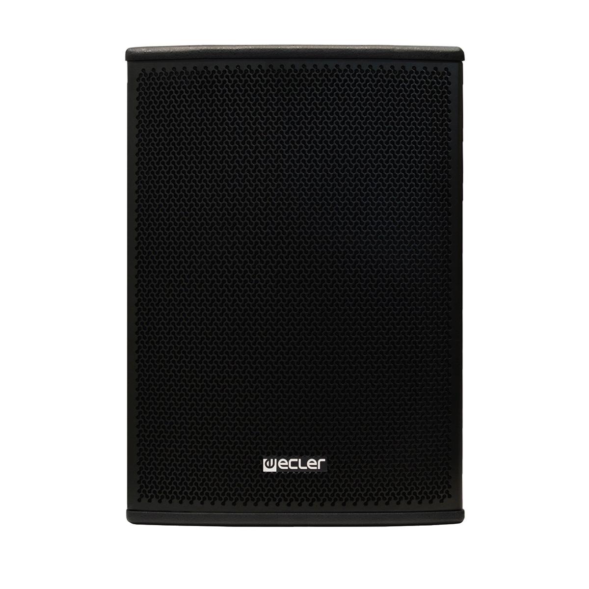 Ecler ARQIS 112BK - Двухполосная настенная акустическая система 12'', 340–680 Вт/8 Ом