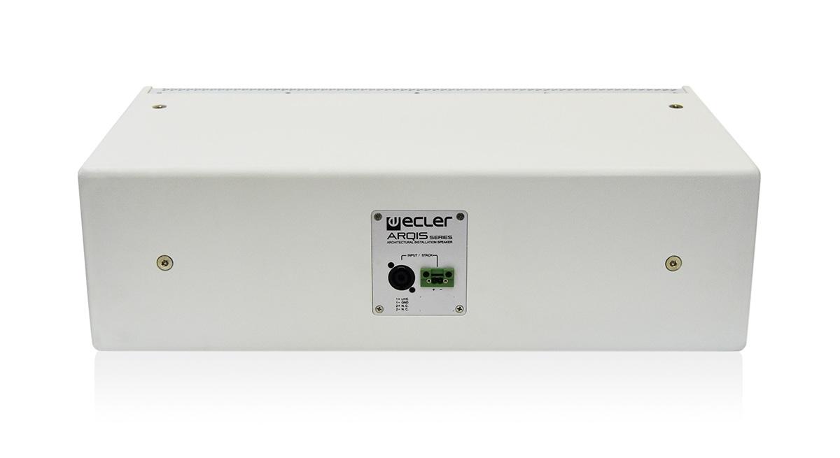Ecler ARQIS 208WH - Двухполосная настенная акустическая система 2х8'', 300–600 Вт/8 Ом