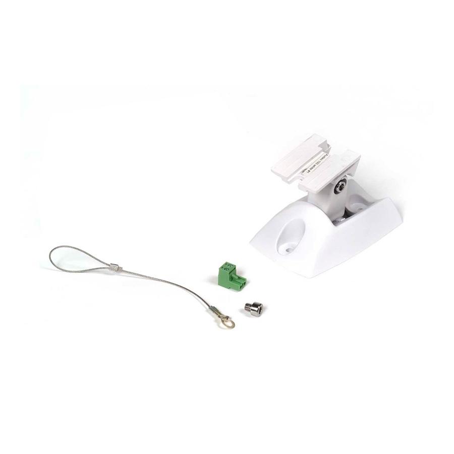 Ecler AUDEO106WH - Двухполосная настенная акустическая система 6.5'', 50– 00 Вт/8 Ом, 30 Вт – 100 В