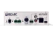 Ecler eCA120 - Компактный усилитель 2х60 Вт – 4 Ом