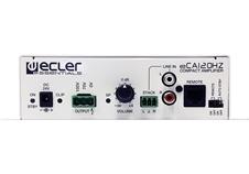 Ecler eCA120HZ - Компактный усилитель 120 Вт – 70/100 В