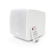 Ecler eMOTUS5PBWH - Комплект (активная + пассивная) двухполосных акустических систем 5'', 2х25 Вт
