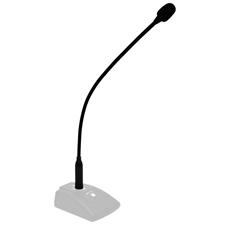 Ecler eMCN2 - Кардиоидный конденсаторный микрофон на «гусиной шее», 50 Гц – 16 кГц