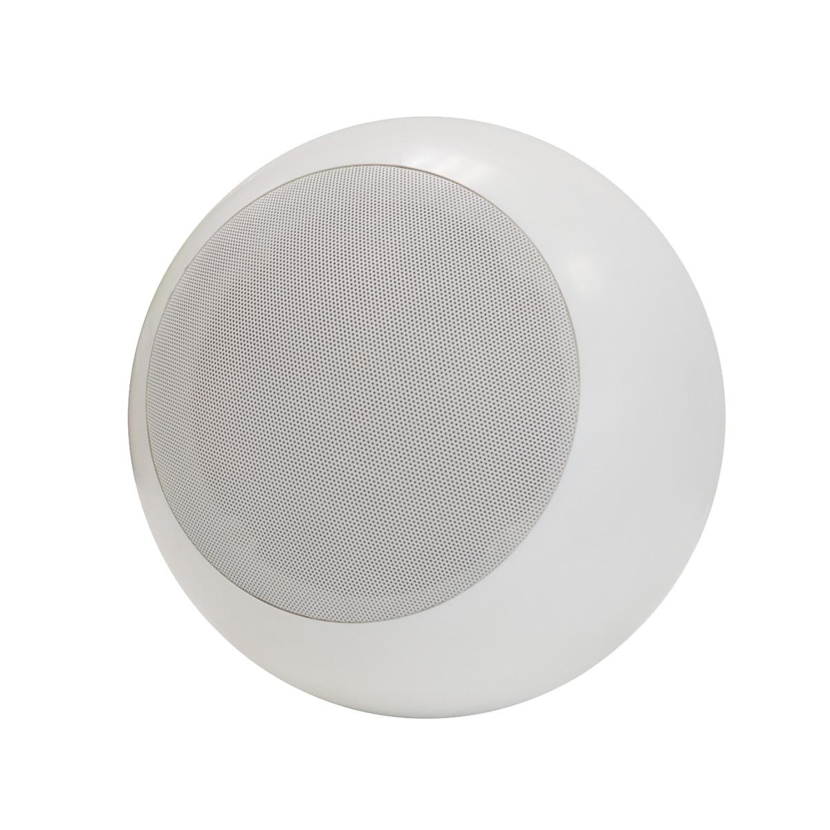 Ecler eUC106WH - Подвесной всепогодный сферический громкоговоритель 40 Вт – 8 Ом, 32 Вт – 100 В
