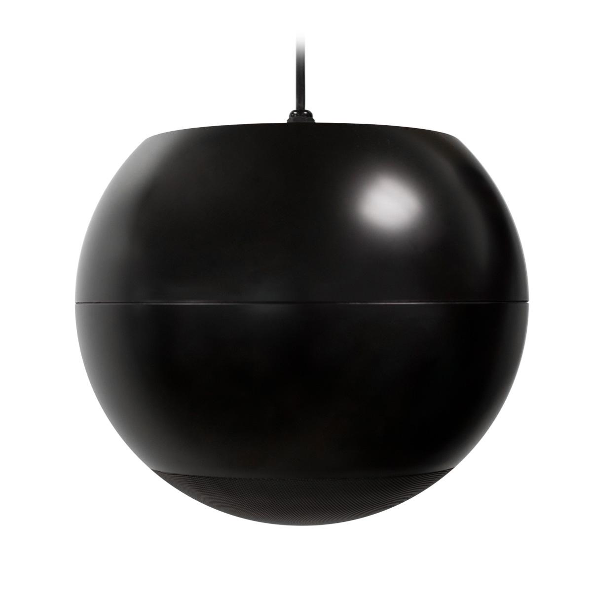 Ecler eUC106BK - Подвесной всепогодный сферический громкоговоритель 40 Вт – 8 Ом, 32 Вт – 100 В
