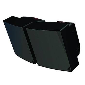 Ecler MP106AMB2BK - Монтажный комплект для объединения в кластер двух eAMBIT106
