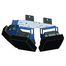 Ecler MP106AMB3 - Монтажный комплект для установки трех или шести eAMBIT106
