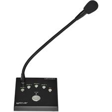 Ecler MPAGE4 - Цифровой пейджинговый микрофон на 4 зоны для серии DAM614