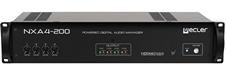 Ecler NXA 4-200 - Усилитель мощности с DSP-процессором по 200 Вт RMS на канал