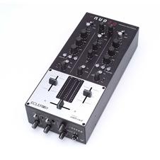 Ecler NUO2.0 - Профессиональный DJ-микшер, 1x Mic/Line (48 В), 2x PHONO / Line