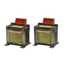 Ecler TR2-70 - Комплект из 2 трансформаторов 4 Ом – 70/100 В 80 Вт