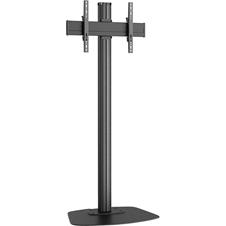 Vogels F1864 Black - Напольный стационарный стенд для дисплея диагональю 39–55'', VESA до 400x400 мм, макс. нагрузка 80 кг