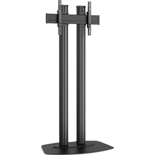 Vogels FD1864 Black - Напольный стационарный стенд для дисплея диагональю более 55'', VESA до 600x400 мм, макс. нагрузка 80 кг