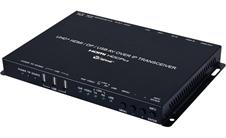 Cypress COH-TR7 - Конфигурируемый приемник / передатчик сигналов HDMI, DP, Ethernet, стереоаудио, 3 х USB 2.0, RS-232 и двунаправленного ИК по оптической линии