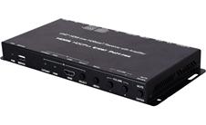 Cypress CH-2540RX - Приемник сигналов HDMI 4Kх2K/60 с Ethernet, ИК, RS-232 и стереоаудио со встроенным усилителем