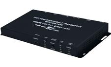 Cyperss CH-1605TXV - Передатчик сигналов HDMI 4Kх2K/60 с HDCP 2.2, CEC и HDR, Ethernet, ИК, RS-232, аудио в витую пару CAT5e/6/7 с AVLC