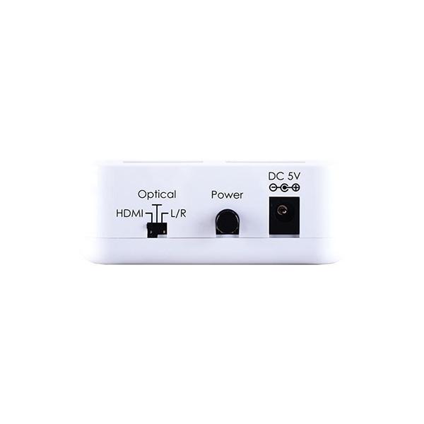 Cypress CPRO-11SI - Эмбеддер стереофонического аудиосигнала и цифрового S/PDIF (TOSLINK) в HDMI
