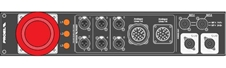 Axiom SDISTRO03 - Вспомогательная коммутационная панель для подключения АС и сабвуферов