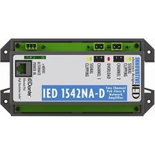 Atlas IED IED1542NA-D - Двухканальный усилитель мощности 2х4 Вт / 8 Ом с PoE и поддержкой Dante