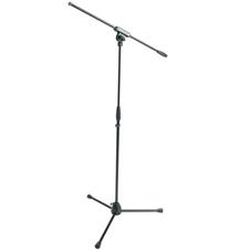 Proel RSM100BK - Микрофонная стойка с нерегулируемым журавлем на треноге