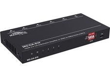 tvONE MG-DA-614 - Усилитель-распределитель 1:4 сигналов HDMI 3D, 4096x2160/60 (4:4:4) с HDCP 1.4, 2.2, HDR, CEC и EDID