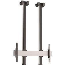 Vogels CD1584 Silver - Комплект потолочного крепления для дисплея диагональю более 65'', длина штанги 1500 мм, макс. нагрузка 80 кг