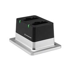 Sennheiser CHG 2 EU - Настольное зарядное устройство с блоком питания на 2 аккумулятора