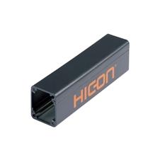 Sommer Cable HI-HOUSING - Профильный универсальный корпус HICON серии D, 100 мм, цвета антрацит