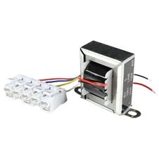 Audac TR1024F - Линейный трансформатор с подключением на 6/12/24 Вт 100 В, 8 Ом