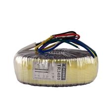 Audac TR3480 - Тороидальный трансформатор, 480 Вт / 100/70/50 В, 2/4/8 Ом
