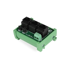 Audac ARJ03P - Коммутационный блок шины APM