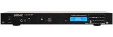 Ecler eSAS-BT - Аудиоплеер со стереовыходом (2хRCA), Wi-Fi, Ethernet, Bluetooth, USB, SD-карта, FM-радио