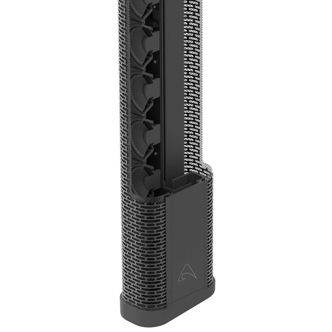 Axiom AX12C - Пассивный 12 х 3,5'' элемент вертикального линейного массива 360–720 Вт / 16 Ом, черного цвета